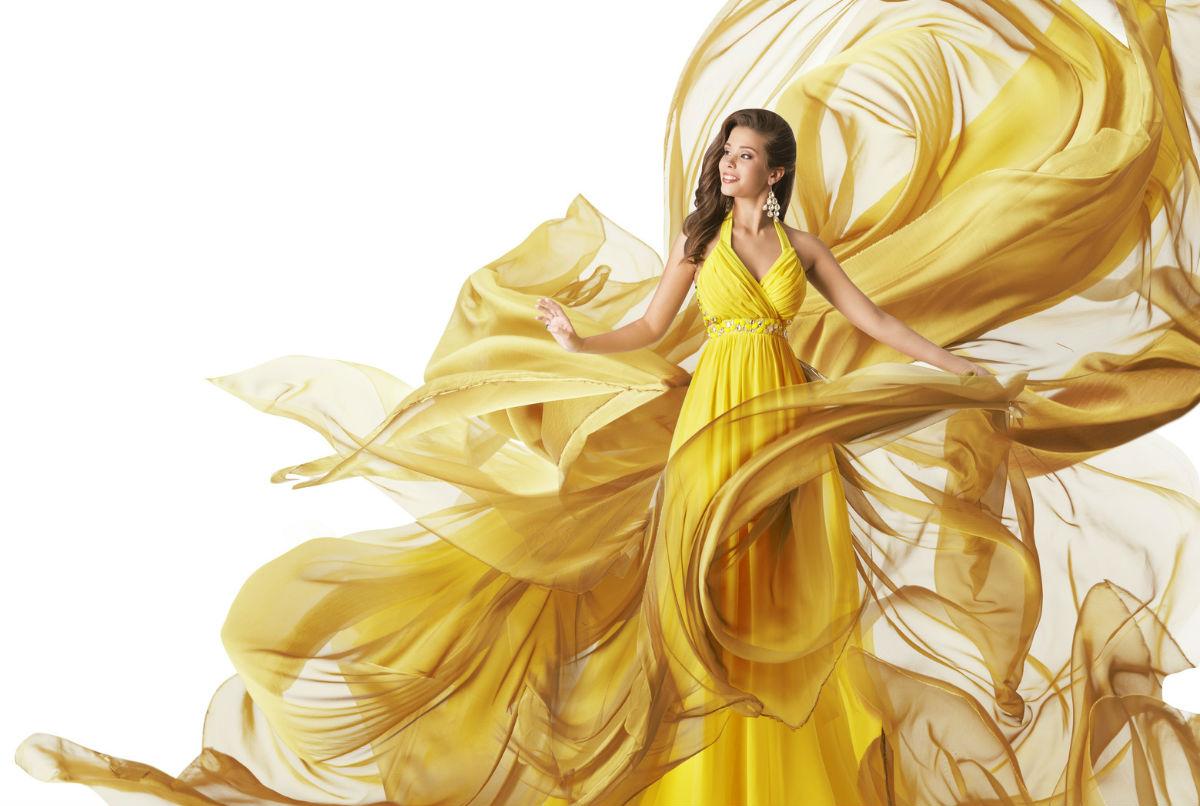 wedding dress dyeing