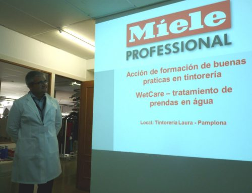 Collaboration agreement with Miele Professional