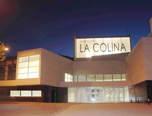 Ignifugar Auditorio La Colina en Sabiñanigo