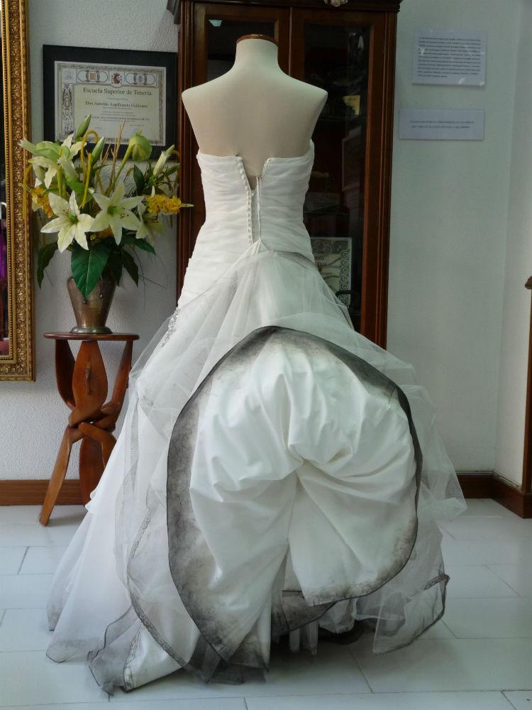 Limpiar Vestido de Novia
