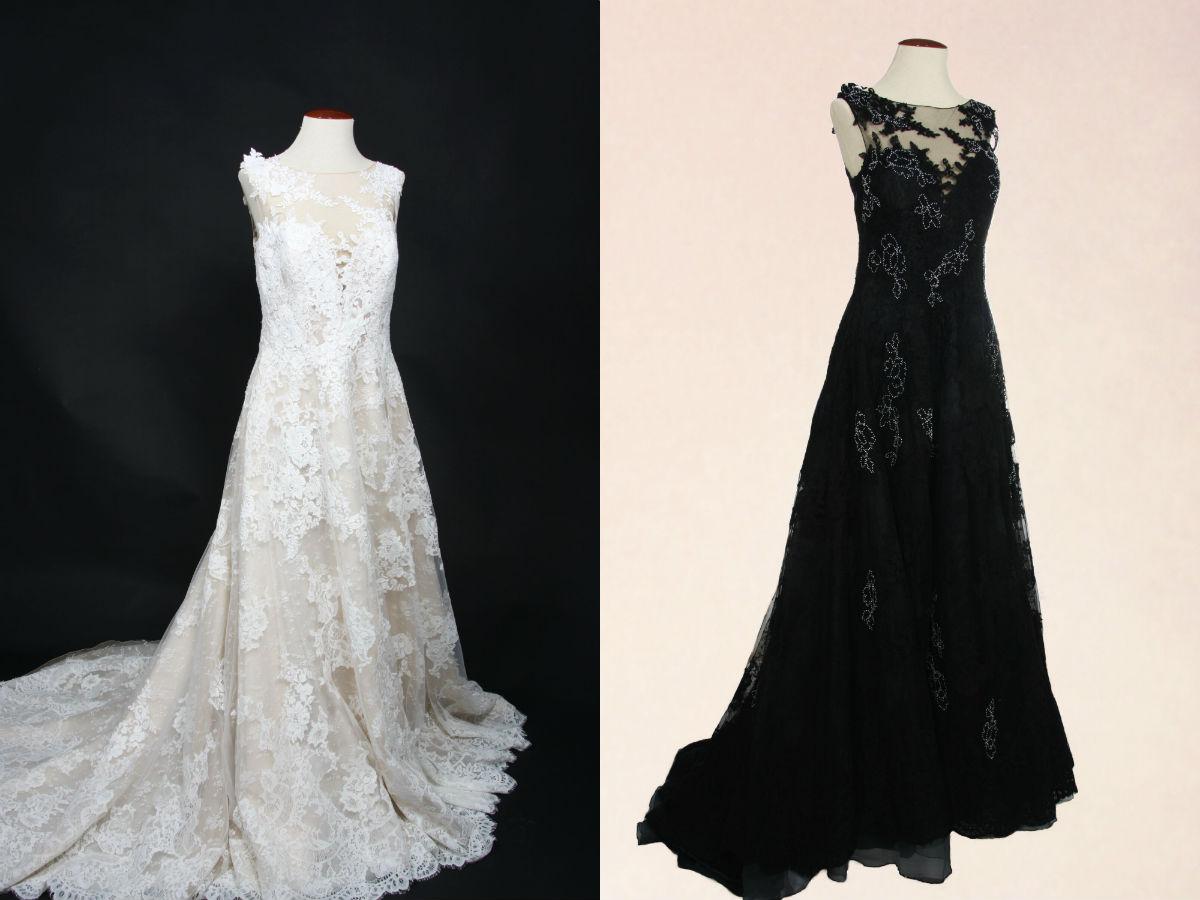 Teñido de Vestidos de Novia y Fiesta