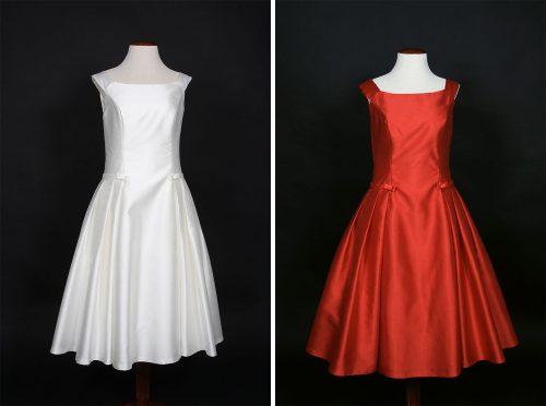 Teñir vestido de novia