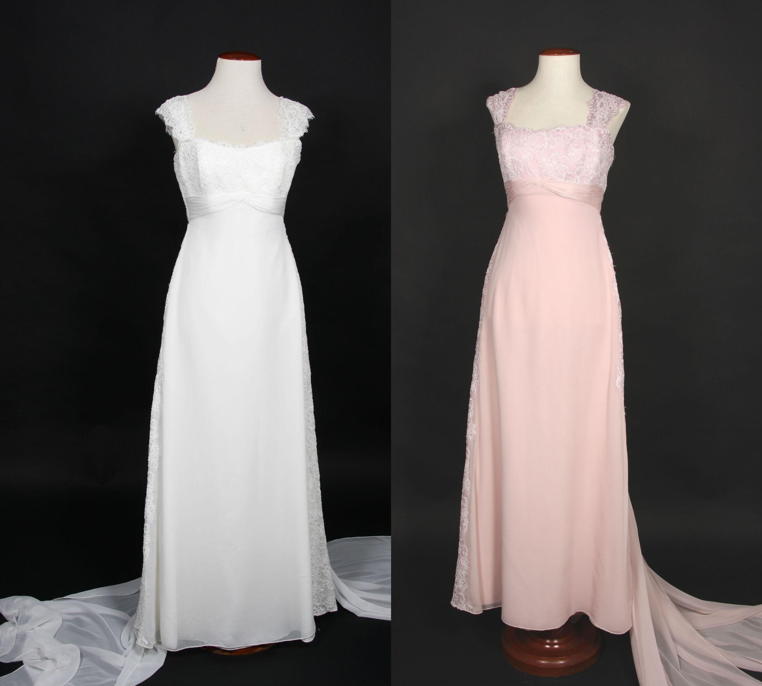 a210f42b2 Teñir Vestidos de Novia o Fiesta en Tintoreria de lujo - Tintoreria ...